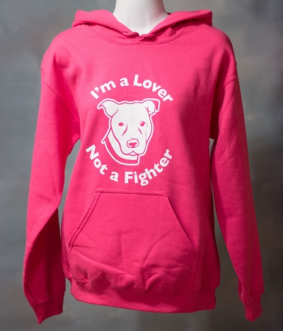 Lover Not A Fighter Sweatshirt